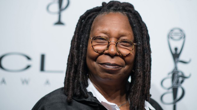 Whoopi Goldberg Champions Figure Skating in Harlem