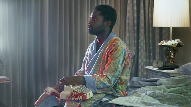 David Oyelowo on HBO's 'Nightingale'