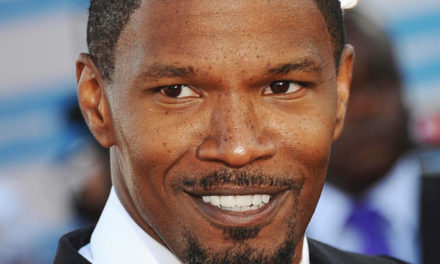 Jamie Foxx Cast In Blink