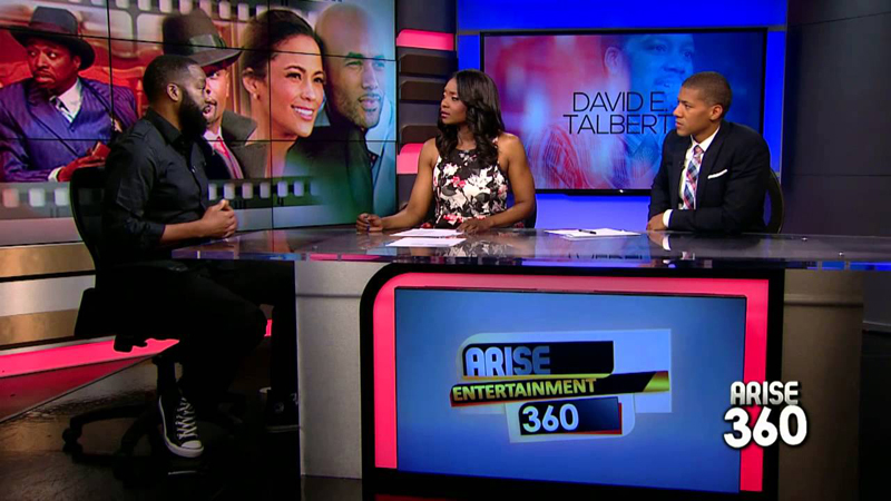 Arise Entertainment 360 with Filmmaker David E. Talbert