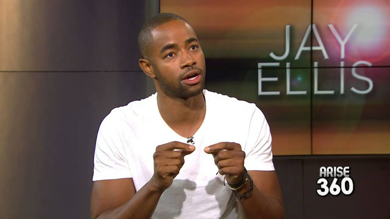 Arise Entertainment 360 with Actor Jay Ellis