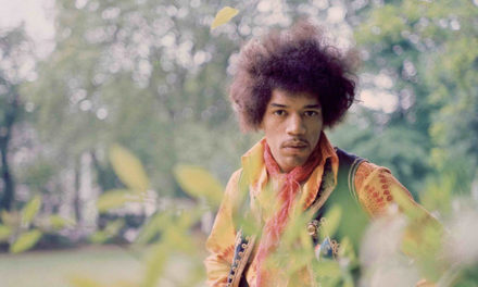 Legendary Pictures Making Jimi Hendrix Movie