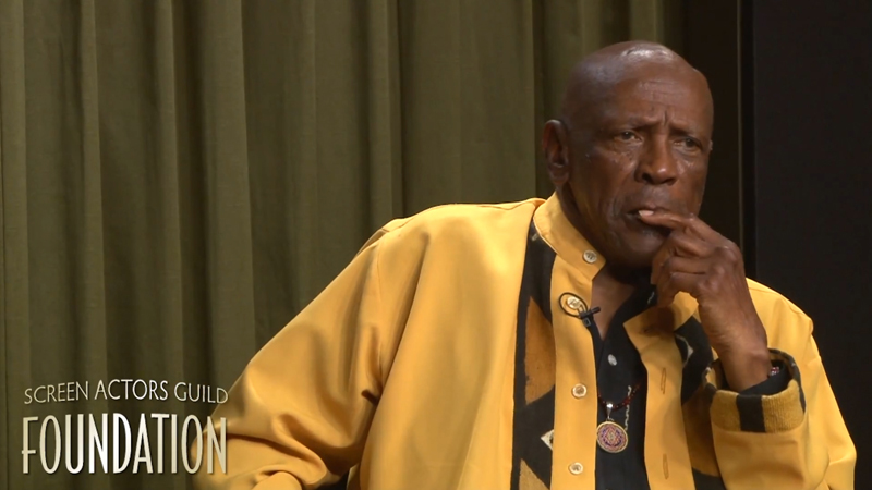 Conversations: Louis Gossett, Jr.