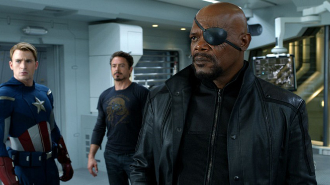 Samuel L. Jackson Confirms Nick Fury Won't Appear in new Captain America
