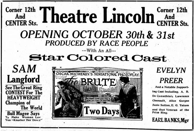 The Brute (1920)