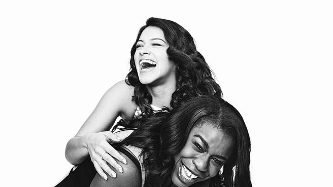 Actors on Actors: Gina Rodriguez and Uzo Aduba