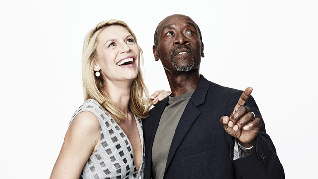 Actors on Actors: Don Cheadle and Claire Danes…
