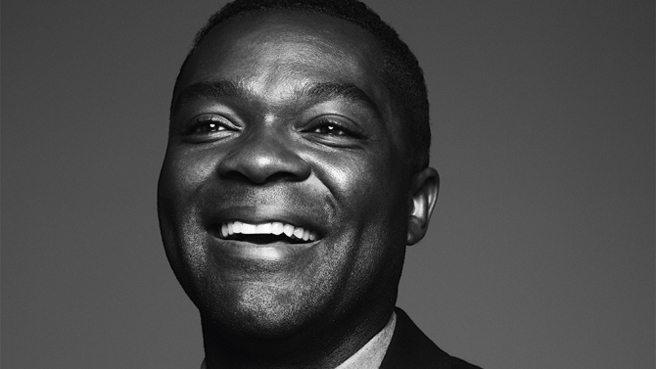 David Oyelowo Espouses 'Love, Goodness and Light'