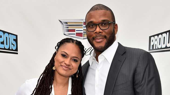 Tyler Perry & Ava DuVernay Talk at Produced By