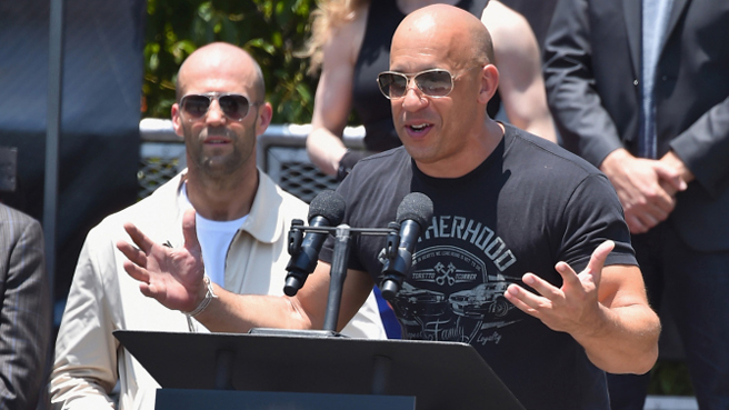 Fast & Furious Cast Continue Thrill Ride
