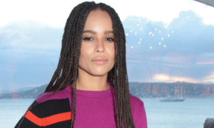 Zoe Kravitz to Play Gunslinger Black Belle