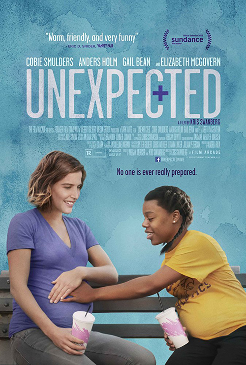 Unexpected-2015-poster