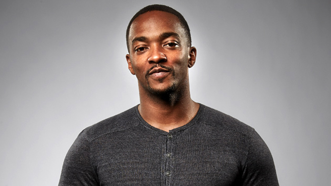 Anthony Mackie To Play MLK