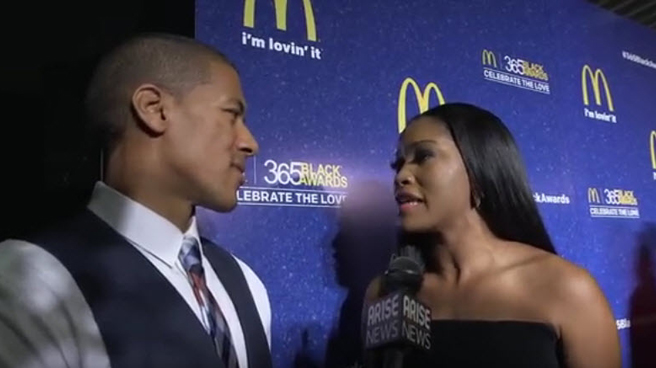 McDonald's 2015 365 Black Awards