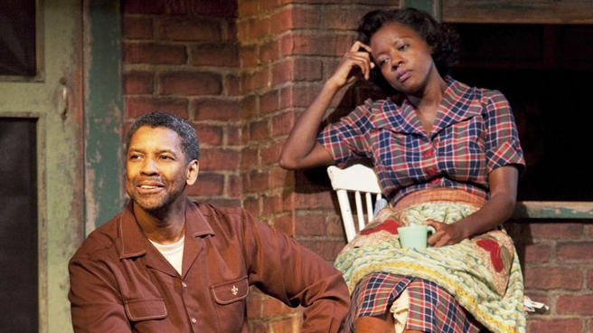 Denzel Washington to Bring August Wilson's Plays to HBO