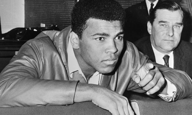 Muhammad Ali: The People's Champ (2015)