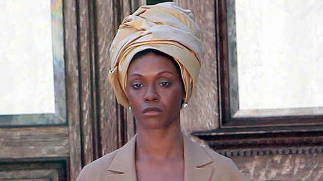 Zoe Saldana's Nina Simone Film Picked Up By RLJ