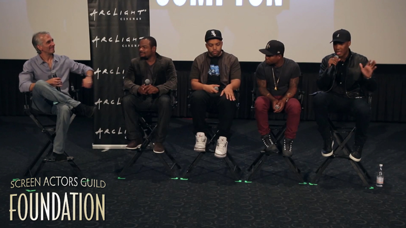 Conversations: Straight Outta Compton