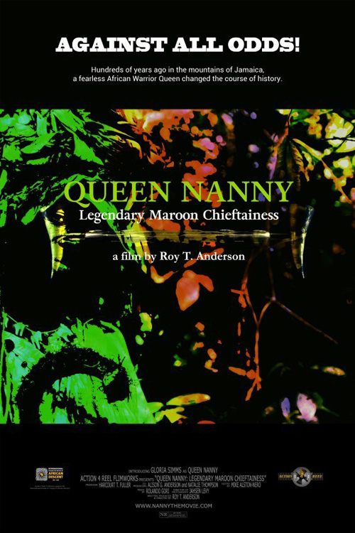 QueenNannyLegendaryMaroonChieftainess-2015-poster