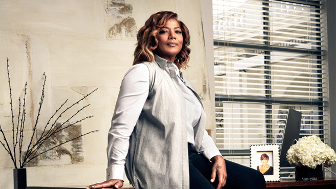 Queen Latifah, Shakim Compere and Carl Weber Team on Producing Deal