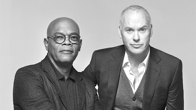 Actors on Actors: Samuel L. Jackson & Michael Keaton