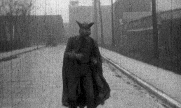 James and Eloyce Gist's 1931 film Hellbound Train. Photograph: Courtesy Film Forum, via Kino Lorber