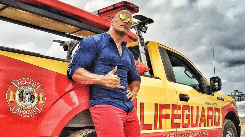 Baywatch Movie Officially Begins Production