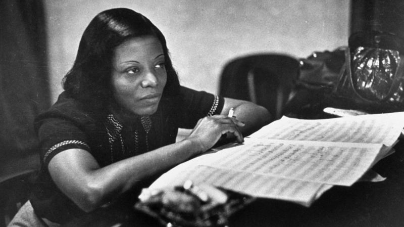 Before 5: Mary Lou Williams: The Lady Who Swings the Band