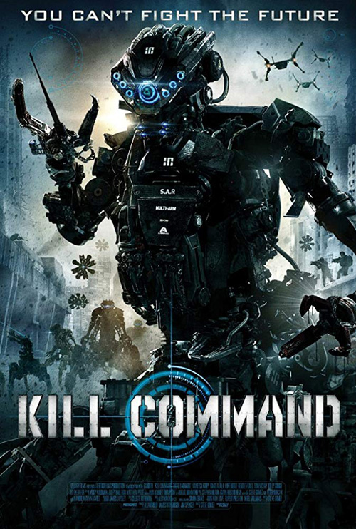 KillCommand-2016-poster