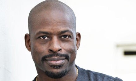 Sterling K. Brown Back In Court For 'Marshall'