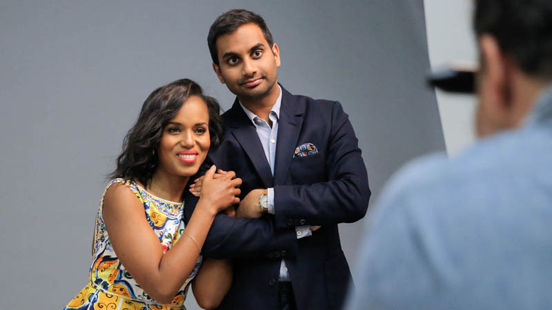 Actors on Actors: Kerry Washington & Aziz Ansari…