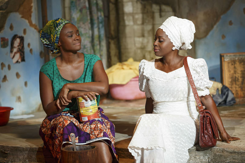 """Eclipsed"" – Saycon Sengbloh and Akosua Busia"