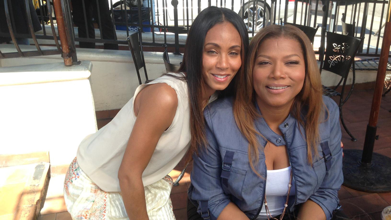 Queen Latifah, Jada Pinkett Smith Reunite for a 'Girl Trip'