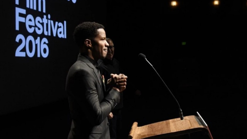 Nate Parker at Sundance 2016