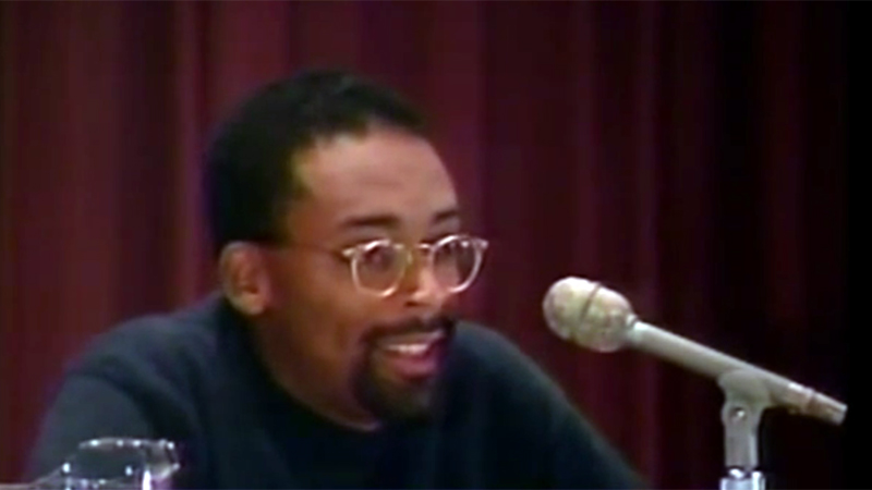 Black Geniuses Forum: Spike Lee