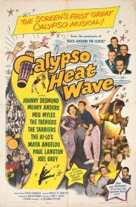 CalypsoHeatWave-1957-poster