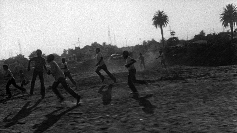 """From Charles Burnett's """"Killer of Sheep"""" – a landmark of the L.A. Rebellion shot in and around Watts in the early '70s. (UCLA Film & Television Archive)"""