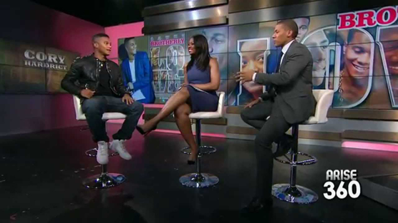 Arise Entertainment 360 with Actor Cory Hardrict