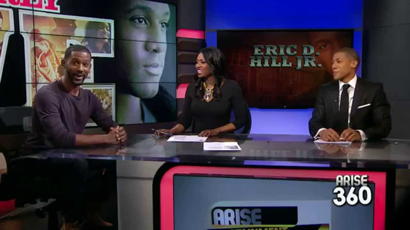 Arise Entertainment 360 with Actor Eric D. Hill Jr.