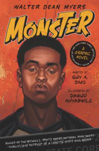 monster-a-graphic-novel-walter-dean-myers
