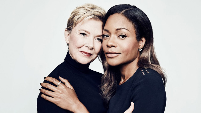 Actors on Actors: Naomie Harris & Annette Bening