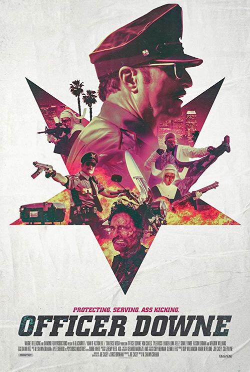 OfficerDowne-2016-poster