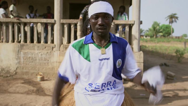 Sierra Leone: An Artist's Journey (2017)