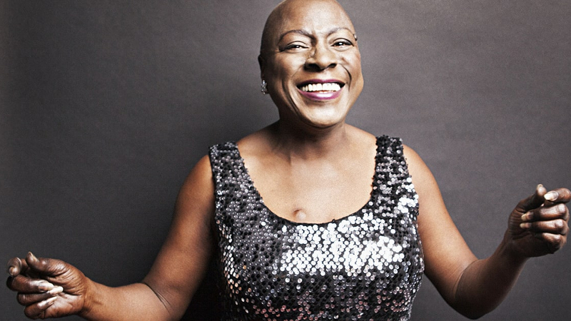 Legendary R&B Singer Sharon Jones Dies