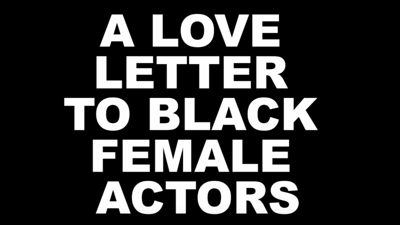 BFI's Love Letter to Black Female Actors