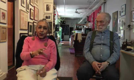 Camille Billops and Jim Hatch – Archivists