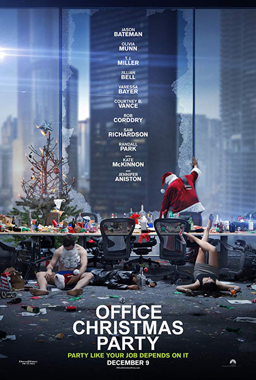 OfficeChristmasParty-2016-poster