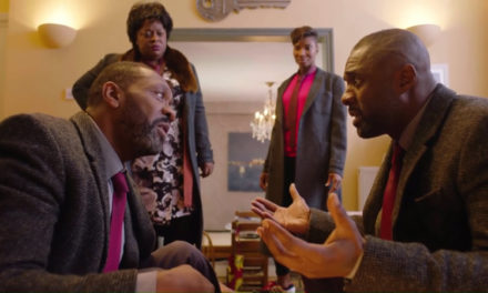 Comic Relief: Luther (2016)