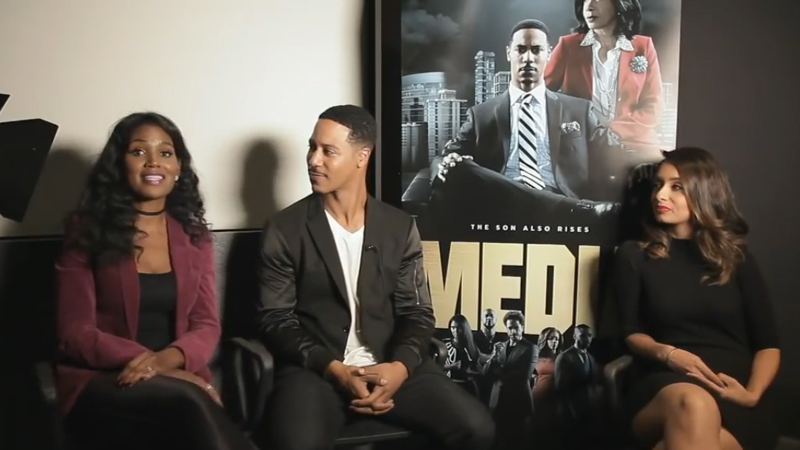 Sit Down with cast of TVOne's Media