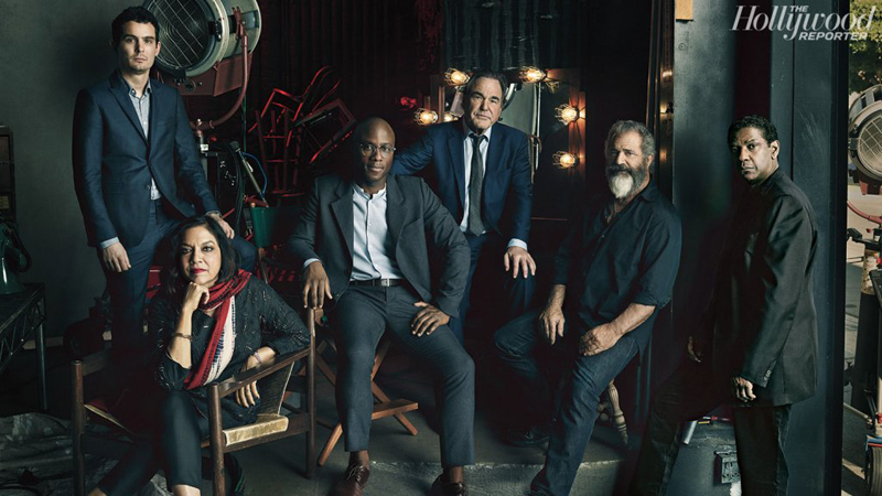 THR's Directors Roundtable (2017)